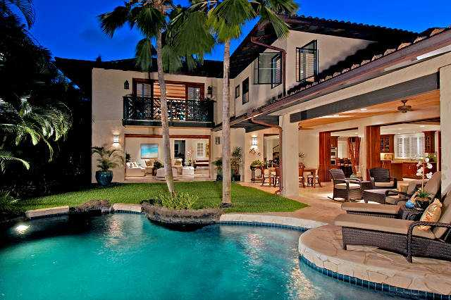 Most beautiful homes million dollar homes new luxury for Beautiful million dollar homes