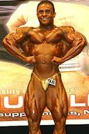 Charles Mario - Professional Brazilian Bodybuilder