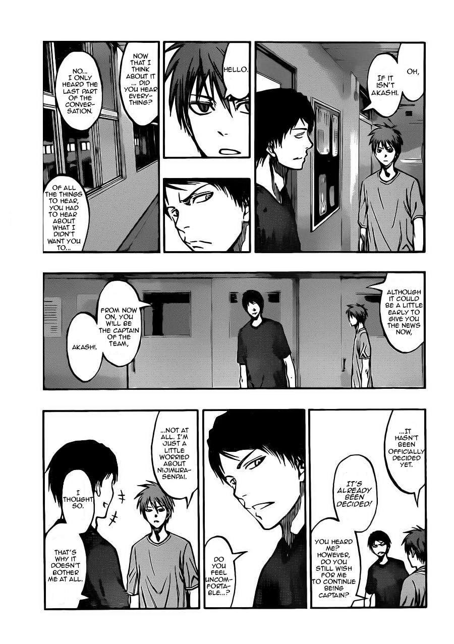 Kuroko no Basket Manga Chapter 211 - Image 05
