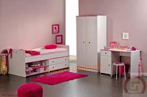 Giường ngủ phòng teen SMG17