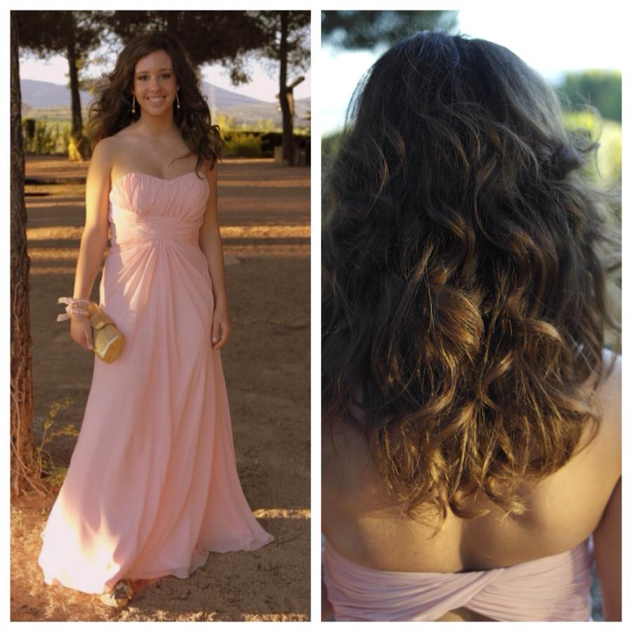 Encantador Peinados Para Bodas 2015 Invitadas Media Melena Las