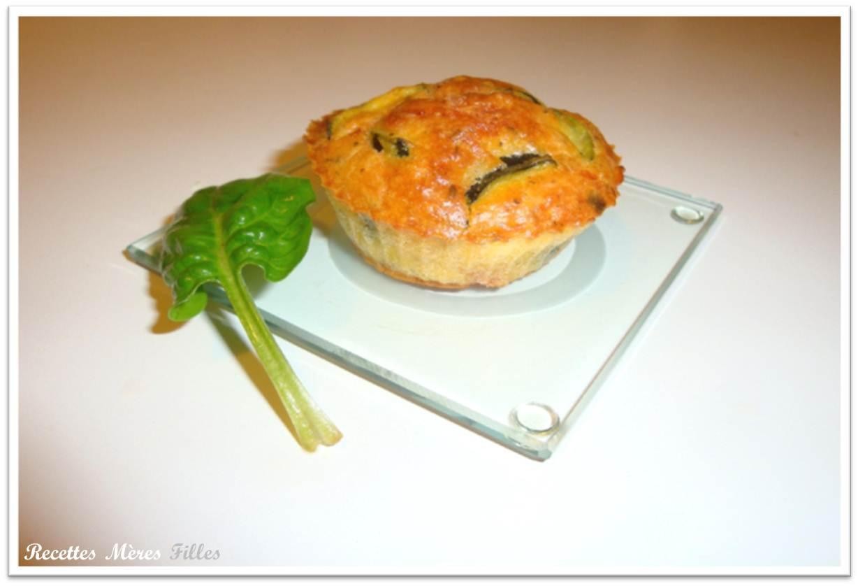 Cake Feta Tomate Courgette