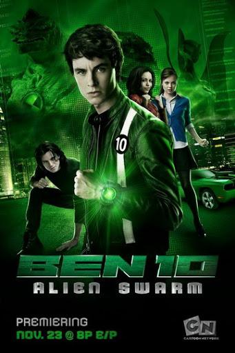BEN 10 Alien Swarm ฝ่าวิกฤติชิปมรณะ