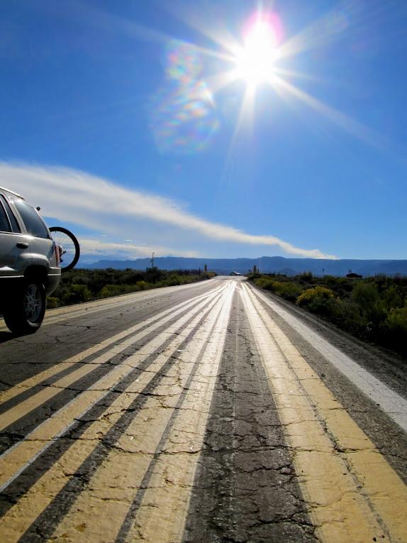 Paint Road