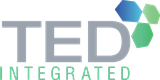 TED Integrated Company Logo