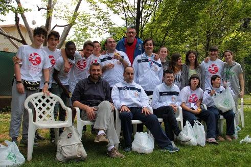 Special Olympics Emilia Romagna, iniziati a Vignola i Giochi Regionali
