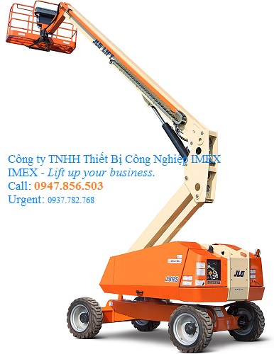 JLG Telescopic Boom Lift 18RS