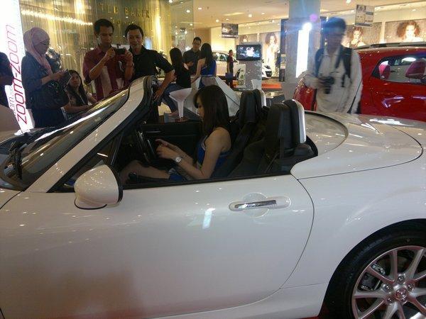 Doain saya bisa beli Mazda ini