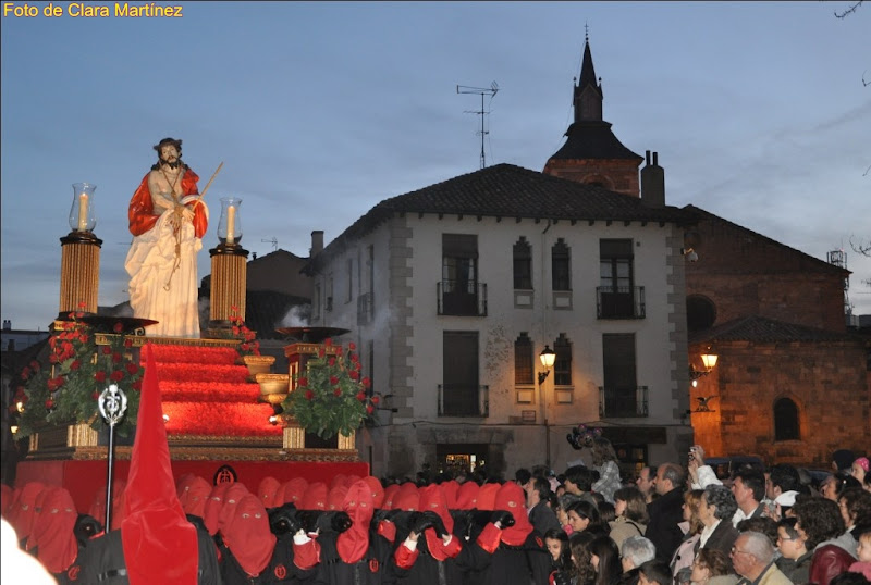 Semana Santa de León: Procesión de la Redención
