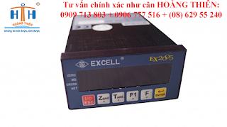 đầu cân excell ex 2005mb chất lượng cao