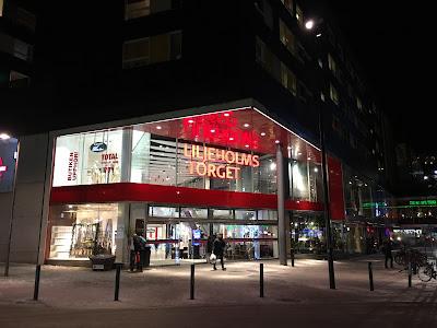 Liljeholmstorget Galleria 180