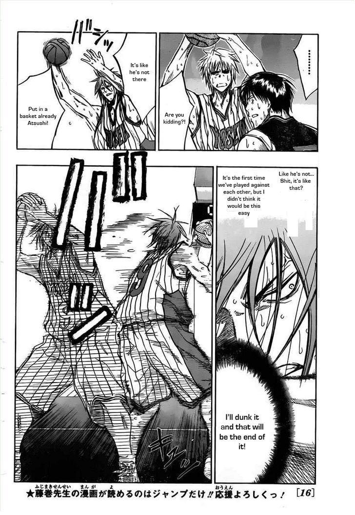Kuroko no Basket Manga Chapter 159 - Image 03
