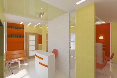 Салон маникюра и педикюра - https://sites.google.com/site/pawelldesign/Home/interior_3D
