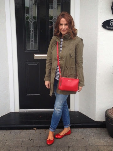 Fashion mum of 40 parka life for Johnny boden shop
