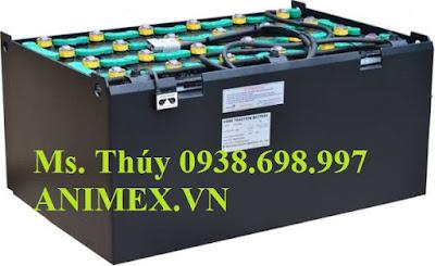 Bình điện xe nâng hàng 48V 565AH
