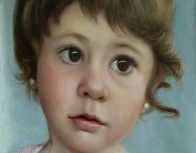 Ariadna,retrato de Carmen Alquezar Valero