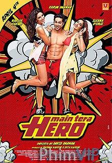 Người Hùng Của Em - Main Tera Hero poster