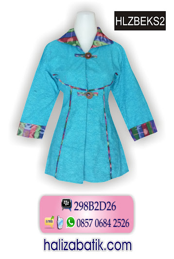 grosir batik pekalongan, Busana Batik, Batik Modern, Baju Batik Modern