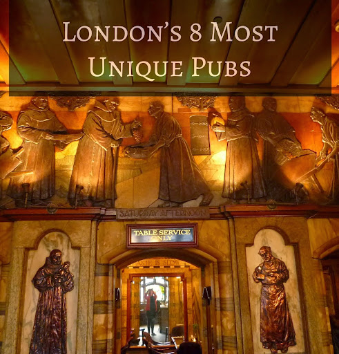 London's 8 Most Unique Pubs