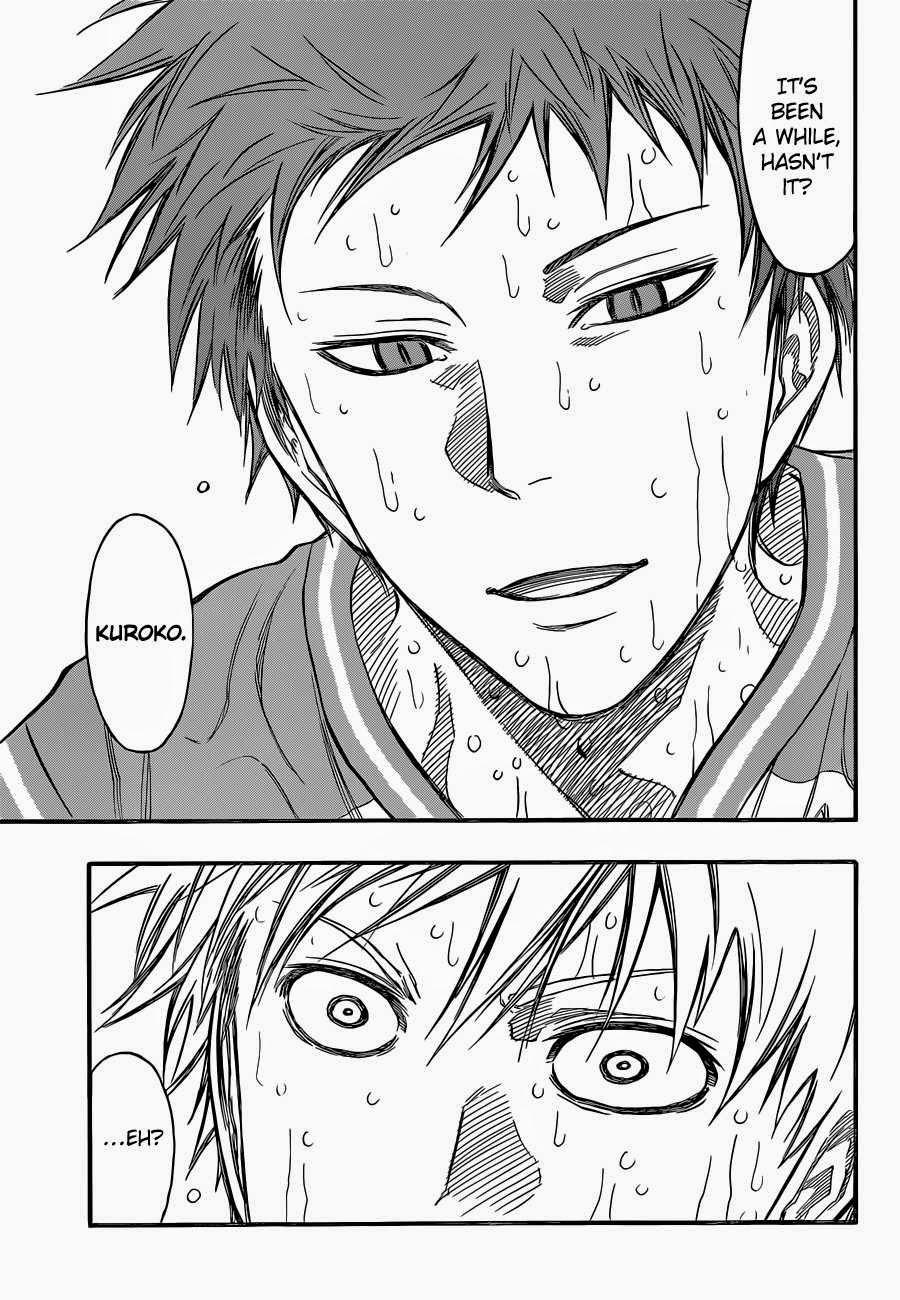 Kuroko no Basket Manga Chapter 267 - Image 07