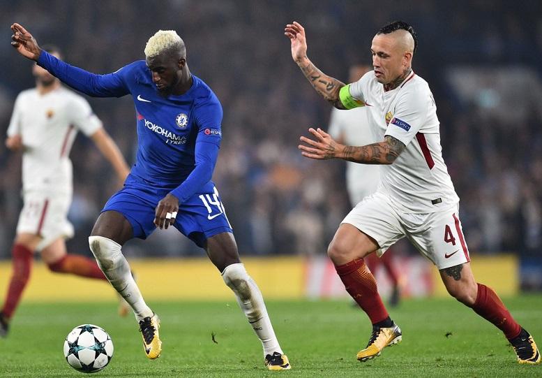clip xem lại trận Chelsea vs AS Roma 19/10