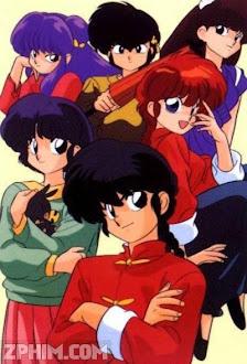 Một Nửa Ranma - Ranma ½ (1989) Poster