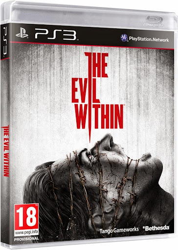 The Evil Within PS3 - Torrent - Como Gravar (2014) Completo