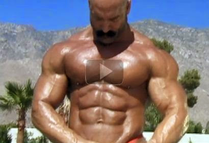 Rusty Jeffers Oiling & Flexing