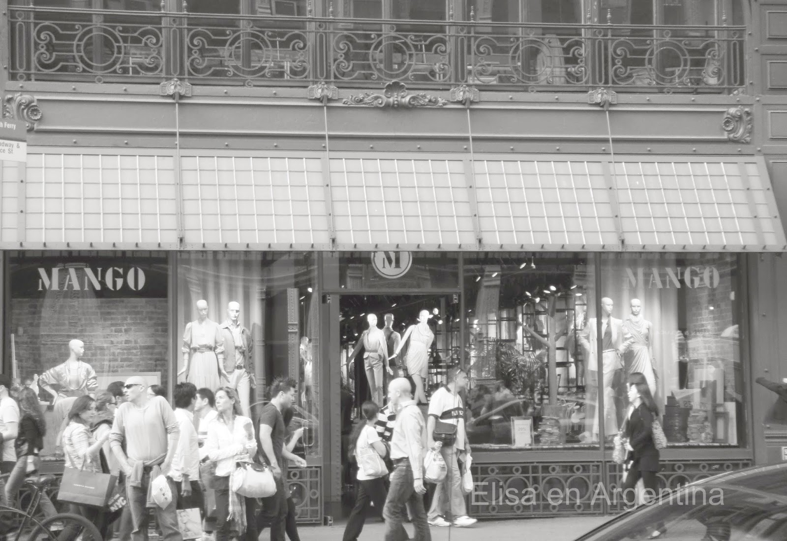 Soho District, Manhattan en blanco y negro, Elisa N, Blog de Viajes, Lifestyle, Travel