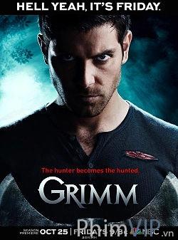Săn Lùng Quái Vật 3 - Grimm Season 3 poster