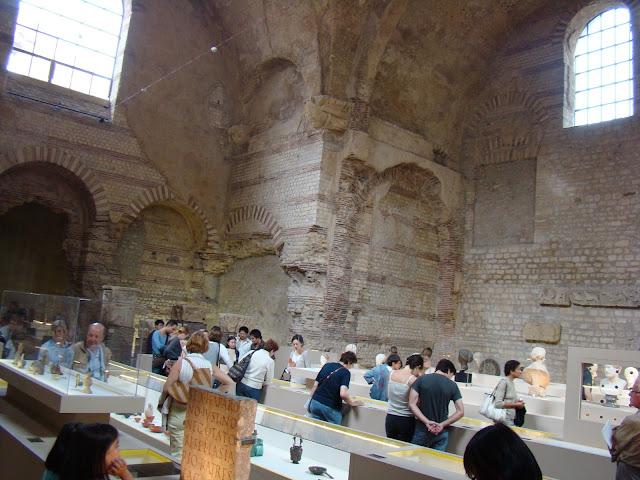 Museo de Cluny y Termas, París, Saint Germain, Elisa N, Blog de Viajes, Lifestyle, Travel