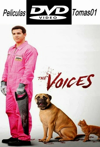 Las Voces (The Voices) (2014) DVDRip