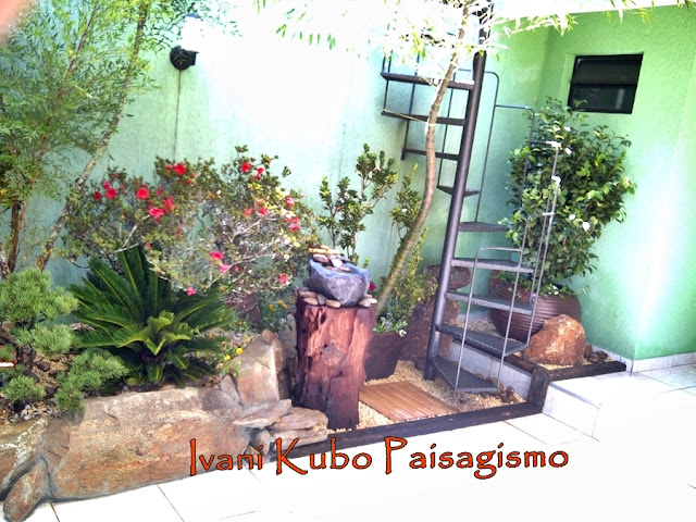 Postado por Ivani Kubo  Paisagista, Jardinista e Designer de