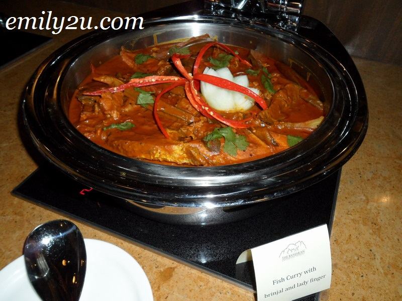 Banjaran fish curry