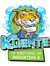 Webcomic EL KLIENTE
