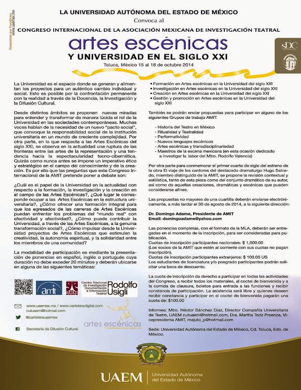 Congreso Internacional de AMIT