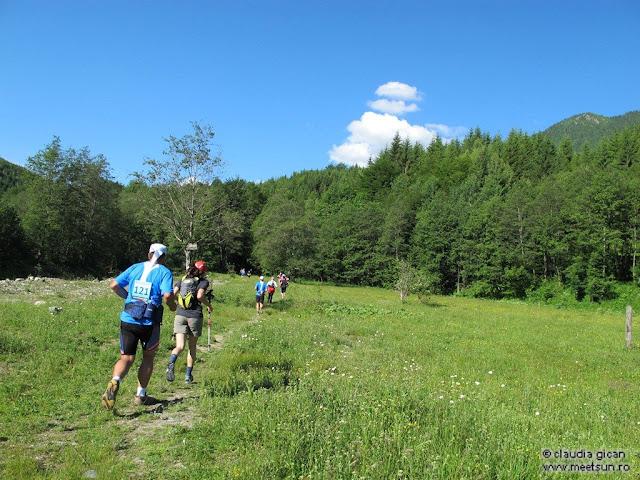 Retezat Trail Race - spre Plesa