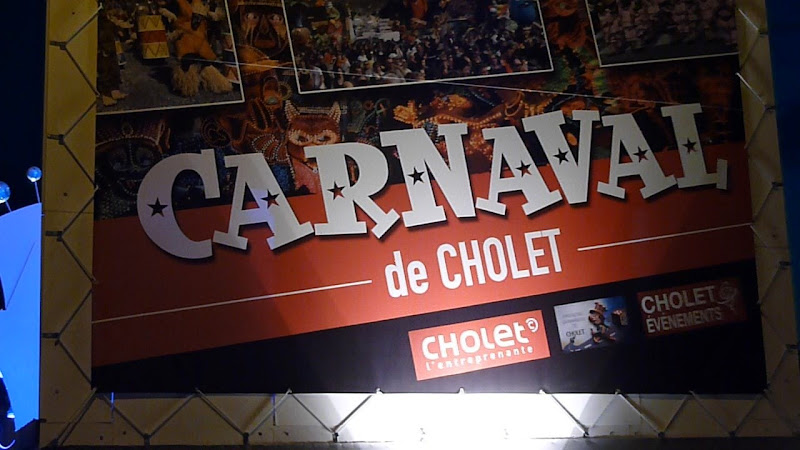 Image : CARNAVAL  de  CHOLET en 2014