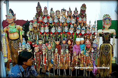 Wayang Golek Sanggar Sundari