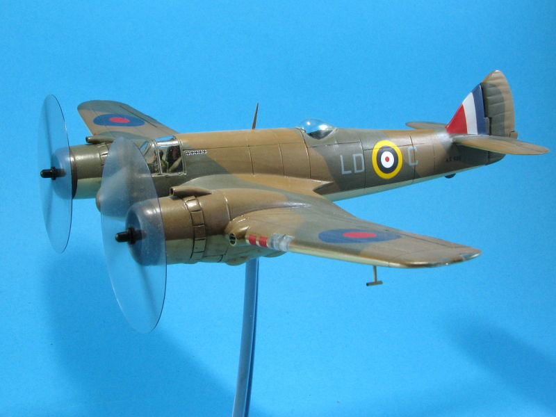 Matchbox Beaufighter