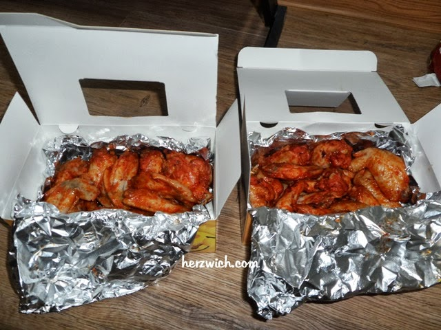 Big Hit Chicken -매운 닭날개 구이