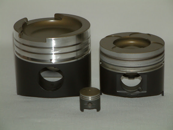 Dscf on Duramax Combustion Chamber