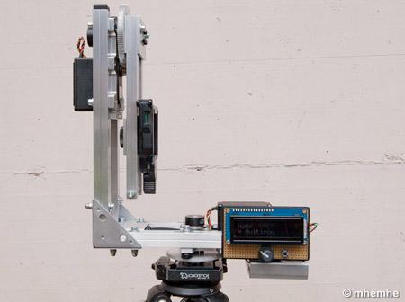Panorama Photography robot
