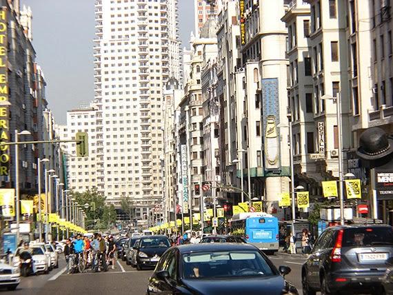 Día de ciclismo urbano