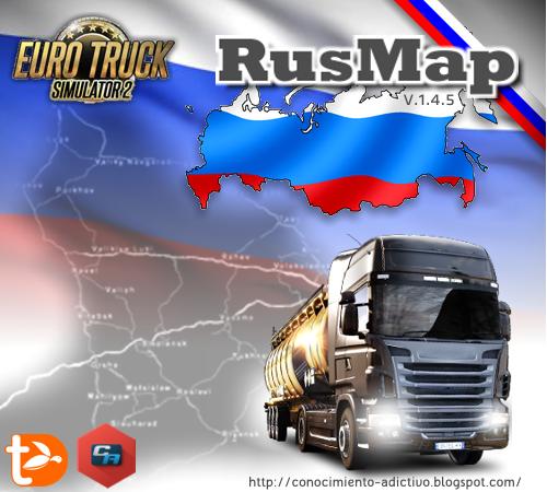 RusMap v1.4.5