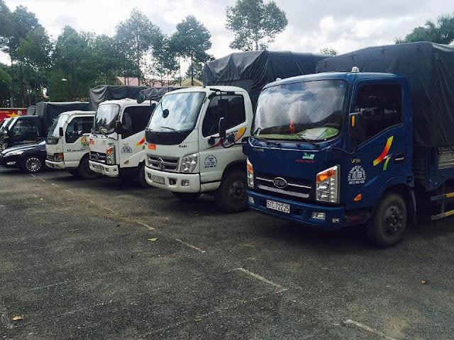 Thuê xe tải An Phát