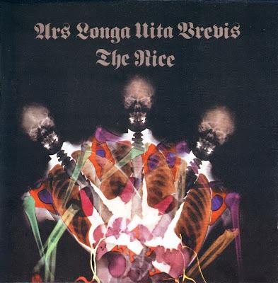 the Nice ~ 1968 ~ Ars Longa Vita Brevis