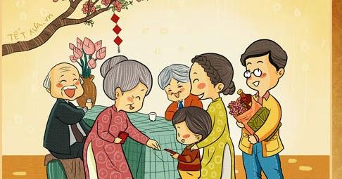 Tản mạn chuyện đón Tết ngày xưa của người Việt