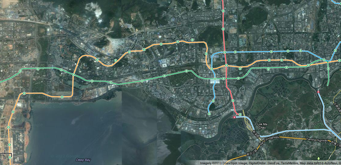 Transit Layer In Google Earth has far less information than ... on google maps street view world, google maps street view location, google maps france, google maps update 2013, google maps 2014,