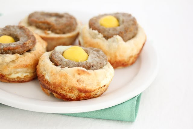 Sausage Mcbiscuit Cups Kirbie S Cravings